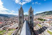 Quito Basilica Towers