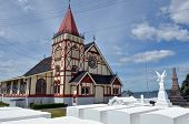 St Faith's Anglican Church In Rotorua - New Zealand