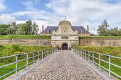 Entrance To The Vauban Citadel, Lille