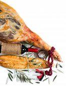 Ham, Bread  And Wine
