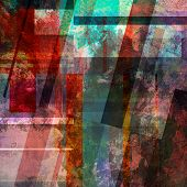 Abstract Multicolor Artwork
