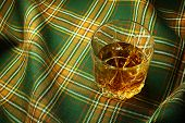 Whiskey On Tartan
