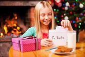 Wish List To Santa.