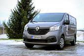 New Renault Master Van 2015