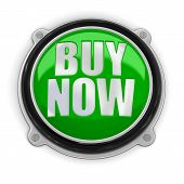Button Buy Now (clipping path included)