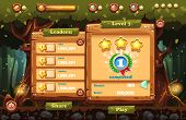 Making The Screen Computer Game Magic Forest