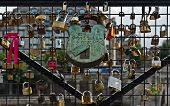 Paris - Padlocks