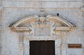 picture of pilaster  - Church of St - JPG
