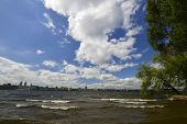 stock photo of dnepropetrovsk  - Dnepropetrovsk is a powerhouse of business and politics - JPG