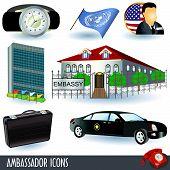 Ambassador Icons