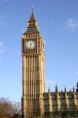 image of big-ben  - big ben the clock tower of the palace of westminster - JPG