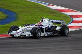 Robert Kubica, Poland of BMW Sauber F1 team 2008