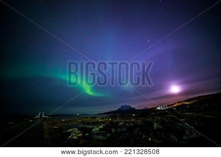 Aurora Borealis or