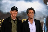 SAN DIEGO - JUL 23:  Ron Howard, Brian Grazer arriving at the