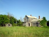Abandoned Kansas Farm