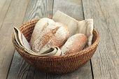 Roll Of Bread