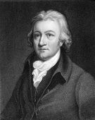 Edmund Cartwright (1743-1823). Engraved by J.Thomson and published in The Gallery Of Portraits With