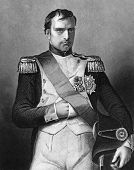 stock photo of bonaparte  - Napoleon Bonaparte  - JPG