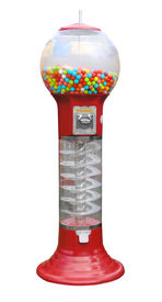 image of gumball machine  - A Gumball Machine isolated with clipping path - JPG