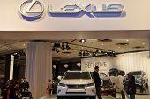 Exposição de Lexus