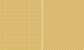 Spring Fever  Plaid Paper Set