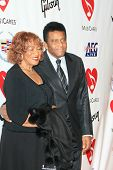 LOS ANGELES, CA - FEB 9: Charley Pride at the 2007 MusiCares Person Of The Year at the LA Convention