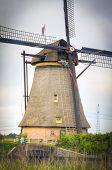 Kinderdijk, Netherlands, HDRI