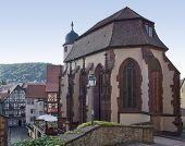 Kilianskapelle In Wertheim Am Main
