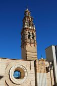 St Johns church bell tower, Ecija, Spain.