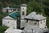 Isola Santa - The ancient medieval village