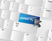 Follow Me Keyboard Concept