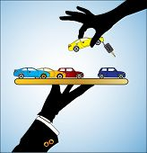 picture of designated driver  - Illustration of Car Sale  - JPG