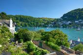 stock photo of dartmouth  - Evening time at Dartmouth - JPG