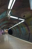 U-Bahn station in Essen