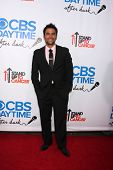 LOS ANGELES - OCT 8:  Ignacio Serricchio at the CBS Daytime After Dark Event at Comedy Store on Octo