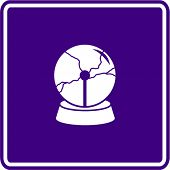 plasma ball sign