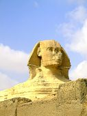 The Sphinx Of Egypt
