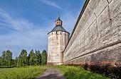Ferapontov Tower Of Kirillo-belozersky Monastery, Russia