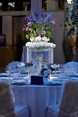 foto of centerpiece  - Wedding Centerpiece Table - JPG