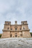 Selmun Castle Located In Malta