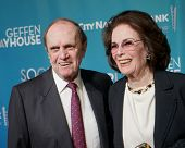 LOS ANGELES - MAR 22:  Bob Newhart at the Backstage At The Geffen Gala at Geffen Playhouse on March
