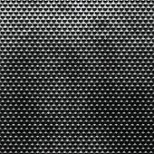 Grunge polished metal doted background