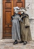 Couple Disguised