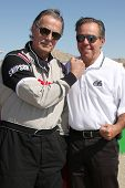 LOS ANGELES - MAR 15:  Eric Braeden, Danny McKeever at the Toyota Grand Prix of Long Beach Pro-Celeb