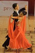 Ballroom Dancers: Maria Talpiga/ Bogdan Talpiga