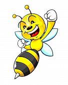 Bumblebee Mascot