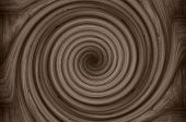 Brown Abstarct Vortex Background