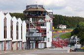 Circuit Spa-francorchamps Control Tower