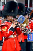: Parade of soldier of the Royal 22nd Regiment