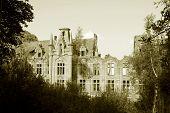 vergessene Burg